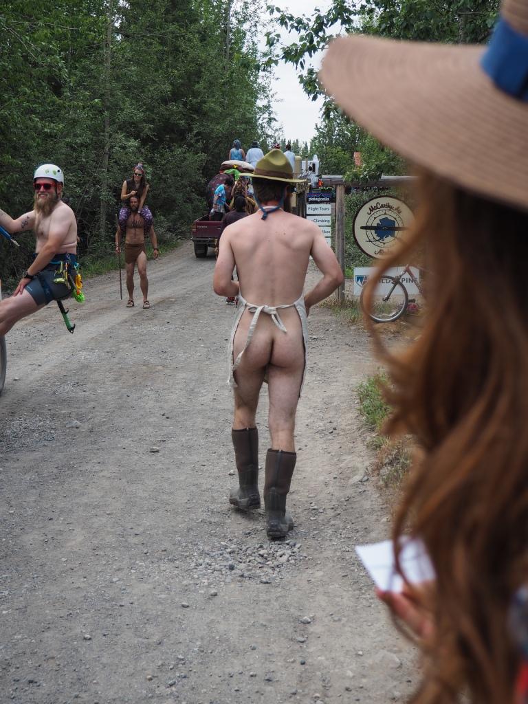 Ranger Butt