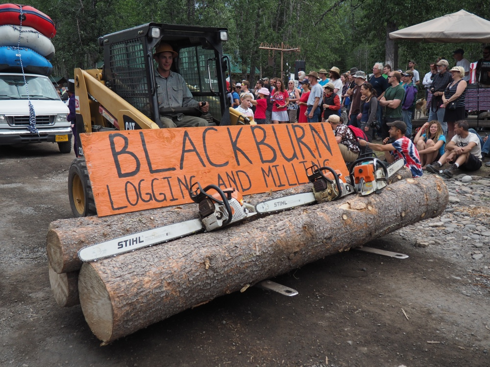 Blackburn Logging